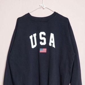 Brandy Melville Ericka USA sweatshirt